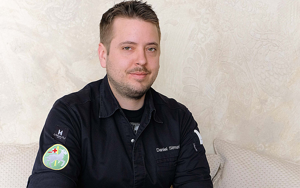 Daniel Simunic